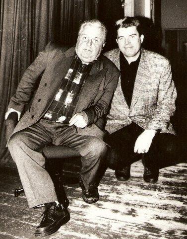 Михаил Танич и Сергей Азаров