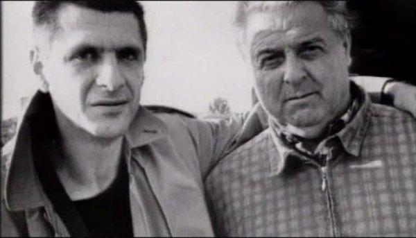 Сергей Коржуков и Михаил Танич