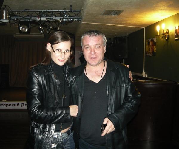 с Илоной Тюминой