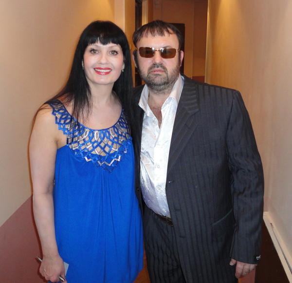 Наталья Верещагина и Алексей Созонов