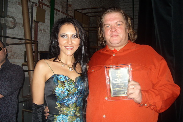Александра Хайруллина и Олег Баянов