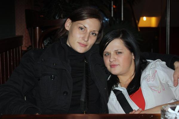 Илона Тюмина и Настя Макарова