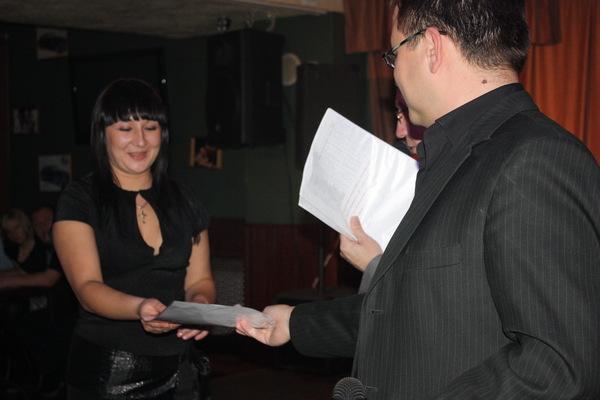 диплом участника конкурса получает - Е. Вахитова