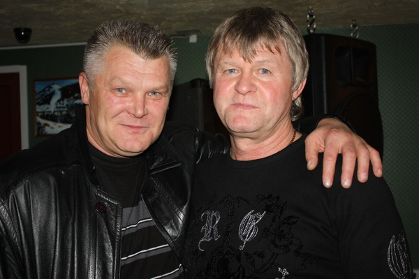 Саша Адмирал и Евгений Куневич