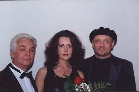 Эдуард Кузнецов, Вероника Мир, Анатолий Тукиш