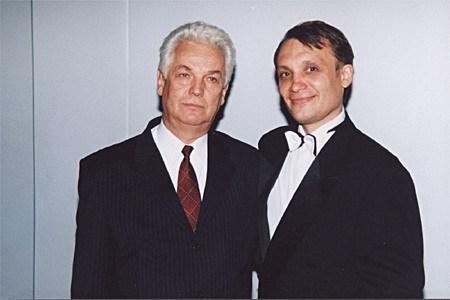 Эдуард Кузнецов и Вальдемар ибн Кобозя