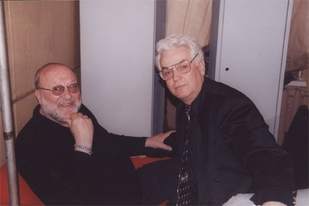 Михаил Гулько и Эдуард Кузнецов
