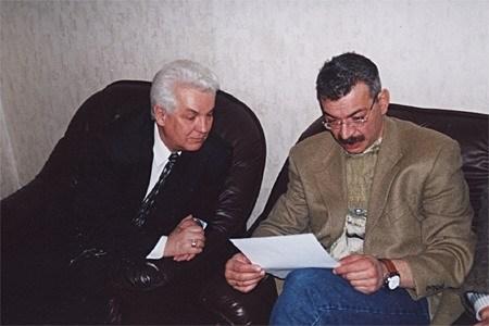 Эдуард Кузнецов и Владимир Розенбаум