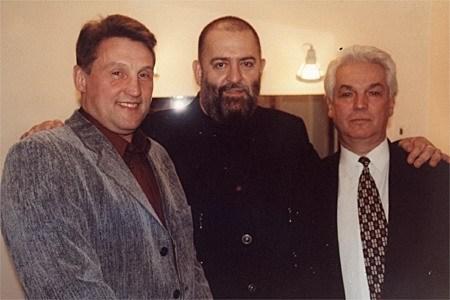 Евгений Филипович, Михаил Шуфутинский, Эдуард Кузнецов