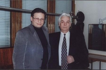 Андрей Большеохтинский и Эдуард Кузнецов