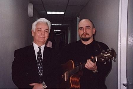 Эдуард Кузнецов и Сергей Трофимов