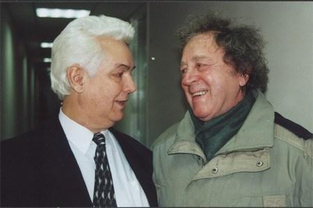 Эдуард Кузнецов и Юрий Кукин