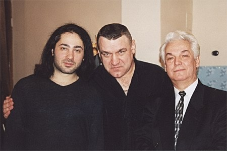 Алексей Лебединский, Владимир Козырев, Эдуард Кузнецов