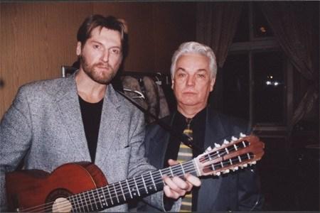 Никита Джигурда и Эдуард Кузнецов