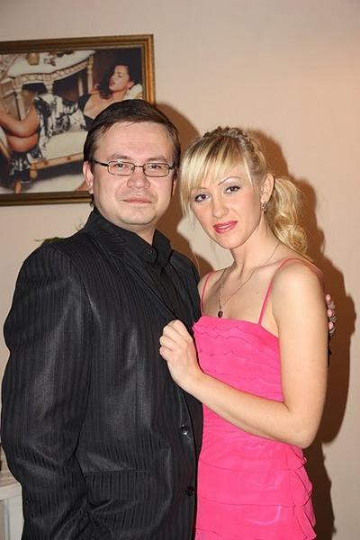 Н. Орловский и Анна Ричч