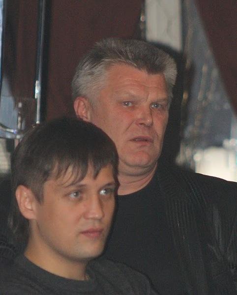 Дмитрий Лаутало и Саша Адмирал - гости конкурса