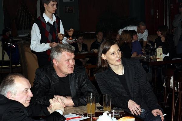 В. Окунев, Саша Адмирал, Илона Тюмина