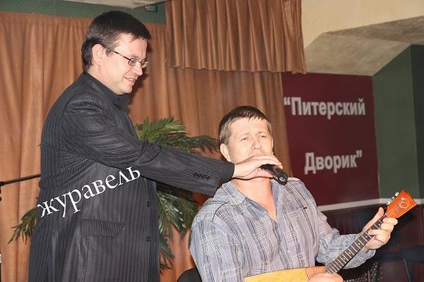 Николай Орловский и Михаил Кириллов (Красноярск)
