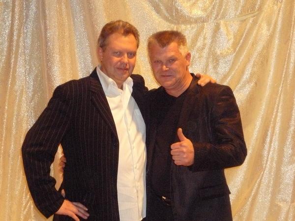 Сергей Князев и Саша Адмирал