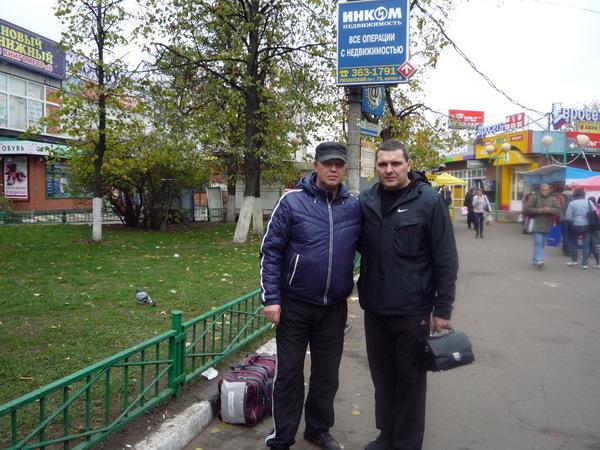 Сергей Князев и Александр Звинцов