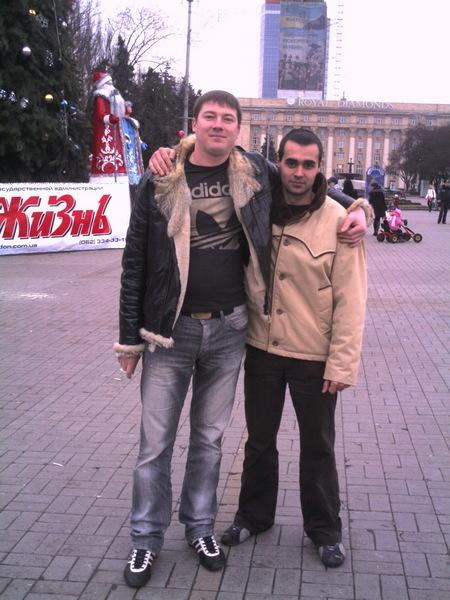 Михаил Полуха и Павел Стрюков