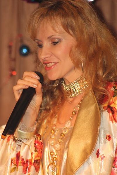 Юлия Полянская - Санкт-Петербург