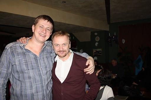 Михаил Кириллов и Владимир Шишов
