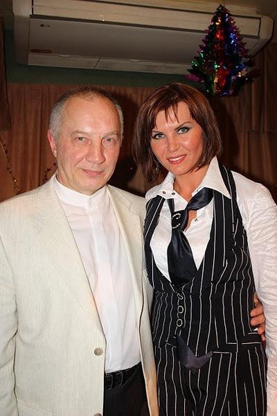 Светлана Фед и В. Окунев