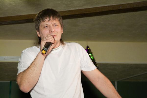 Андрей Васильев (Мухомор) - Санкт-Петербург