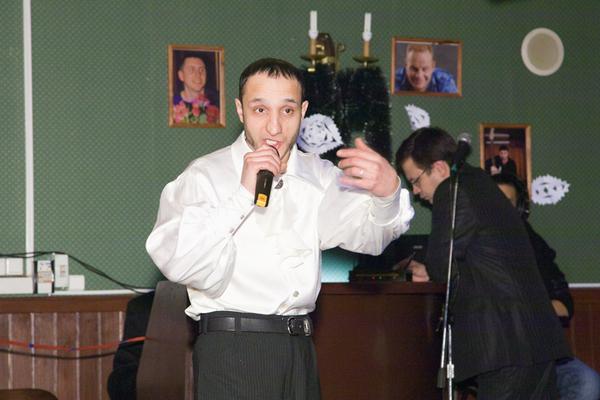 Никола Росси - Санкт-Петербург