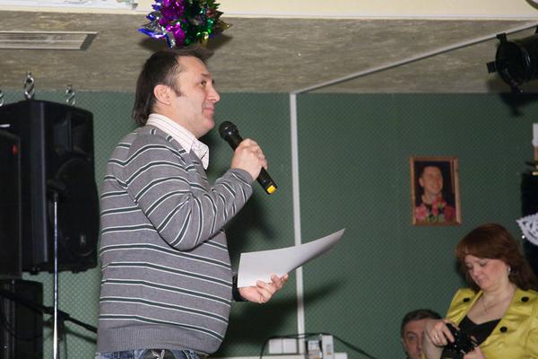член жюри Евгений Новожилов