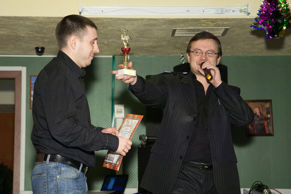 Алексей Хорьков и Николай Орловский - члены жюри