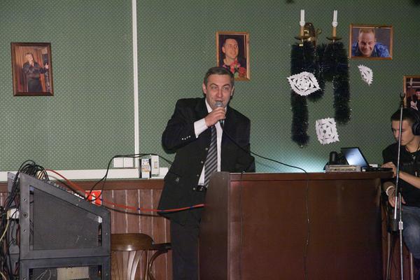 Паша Юдин - организатор конкурса и член жюри
