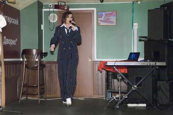 Внимание, господа! На сцену выходит - Светлана Фед!!!