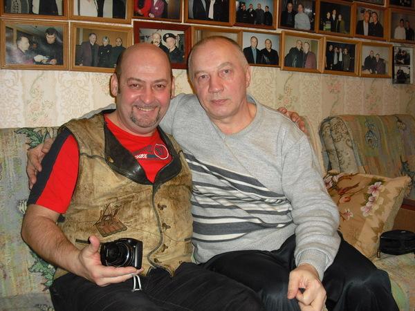 Игорь и В. Окунев