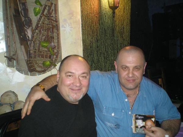 с Игорем Кабаргиным