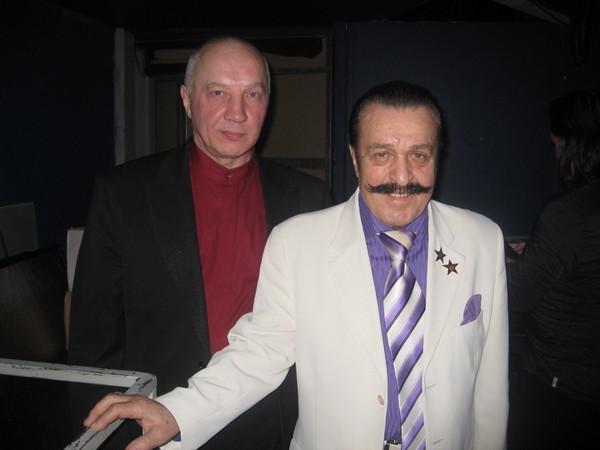 Вилли Токарев и Владимир Окунев