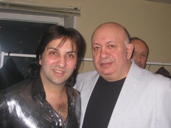 Александр Марцинкевич и Зиновий Бельский