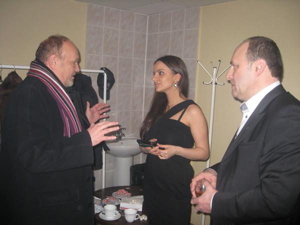 Анатолий Тукиш, Екатерина, Борис Родин