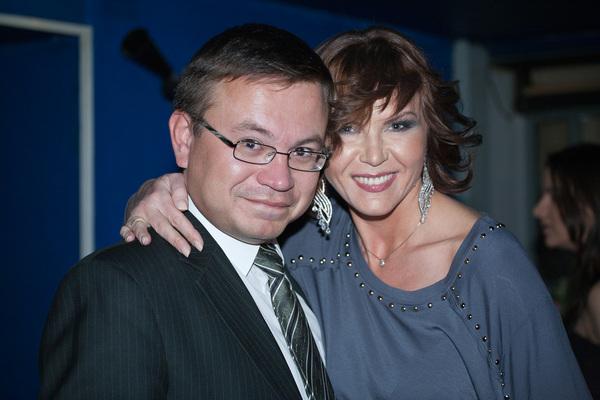 Николай Орловский и Светлана Фед