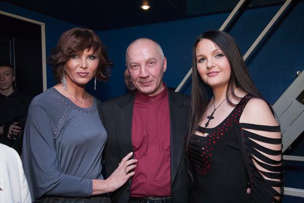 Светлана Фед, Владимир Окунев, Мила Руденская