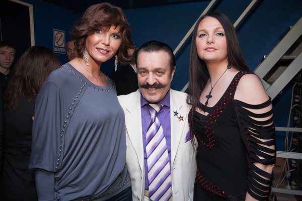 Светлана Фед, Вилли Токарев, Мила Руденская