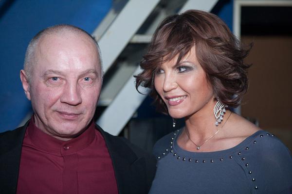 Светлана Фед и Владимир Окунев