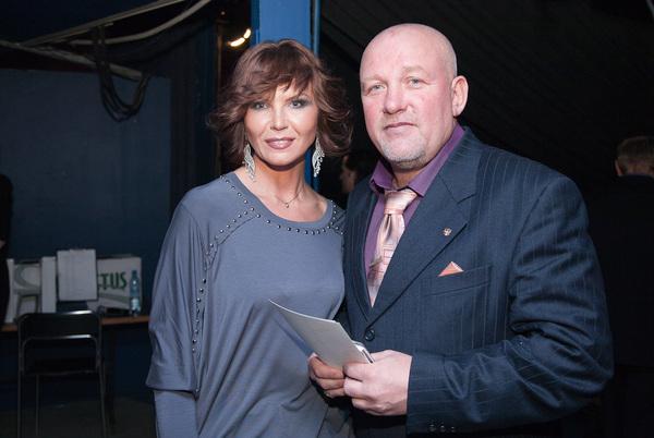 Светлана Фед и Михаил Орский