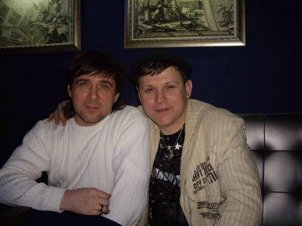 Влад Павлецов и Ю. Белоусов