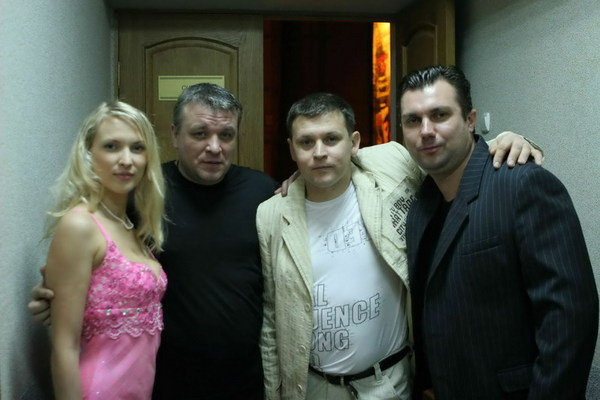 Алёна Пономарёва, Александр Дюмин, Юрий Белоусов, Анатолий Корж