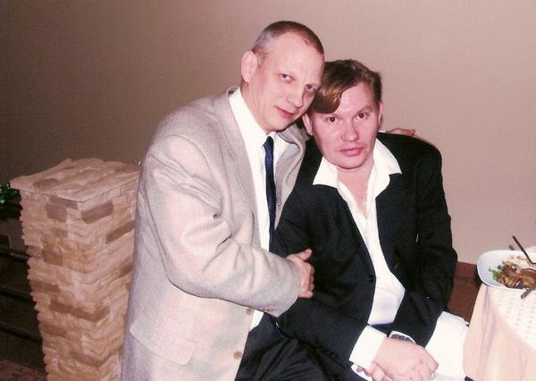 Николай Юрьевич и Дмитрий Персин