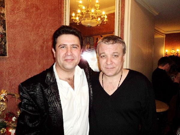 Эдуард Ромм и Александр Дюмин