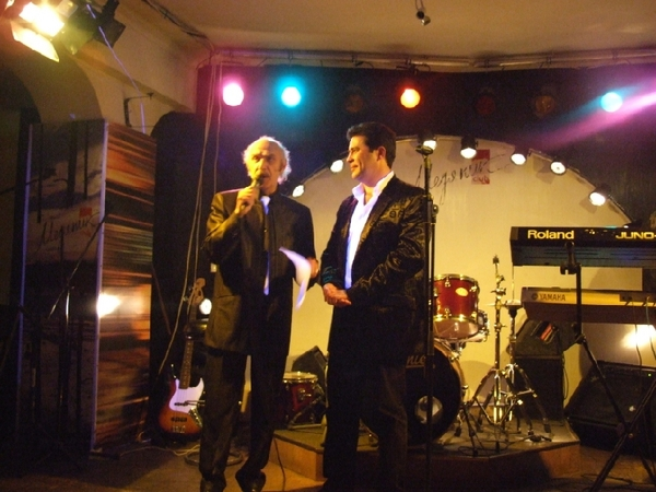 Эдуард Ромм и Георгий Гриф