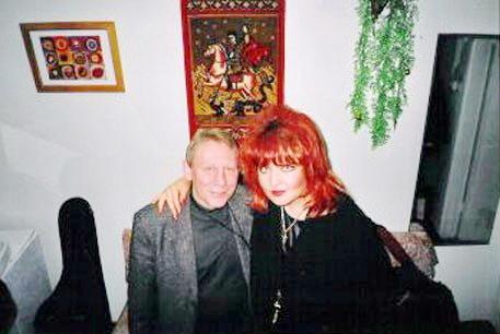 Михаил Грубов и Анастасия